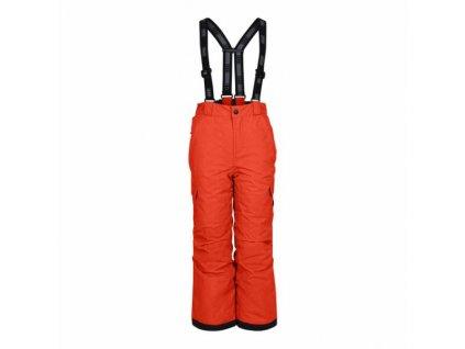 Dětské lyžařské  kalhoty LEGO® Wear Powai červené