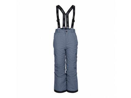 Dětské lyžařské  kalhoty LEGO® Wear Powai šedé