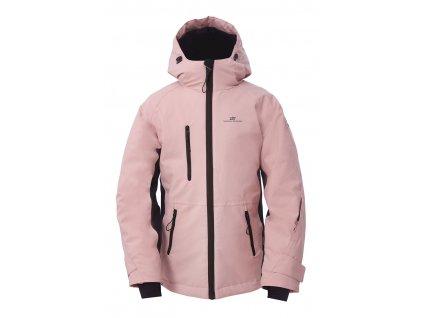 Zimní lyžařská bunda 2117 of Sweden Knatten Dusty Rose