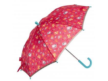 Dětský deštník Sigikid Mýval