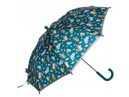 Dětský deštník Sigikid Liška