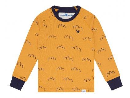 triko žluté