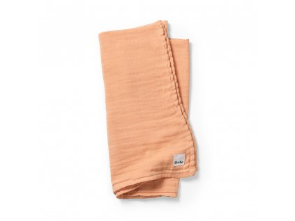 bamboo muslin blanket amber apricot elodie details 30350147153NA 1