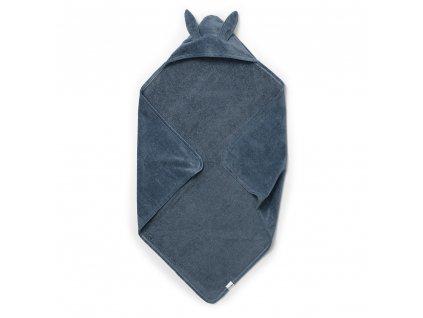 Osuška Tender Blue Bunny