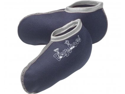 Vložky do gumáků Playshoes šedý okraj
