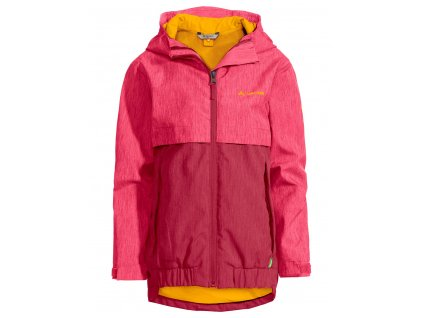 Dětská outdoorová bunda Vaude Hylax 2L Crocus