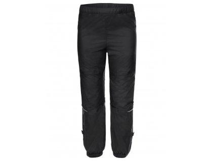Dětské nepromokavé kalhoty Vaude Grody IV Black