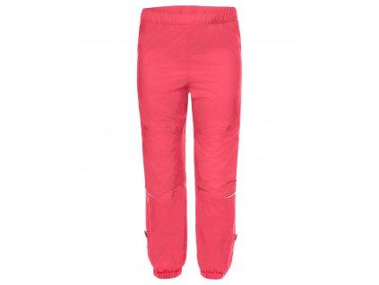 Dětské nepromokavé kalhoty Vaude Grody IV Bright pink