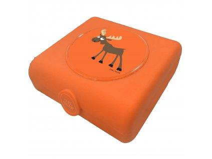 107407 Sandwichbox Kids Orange Web