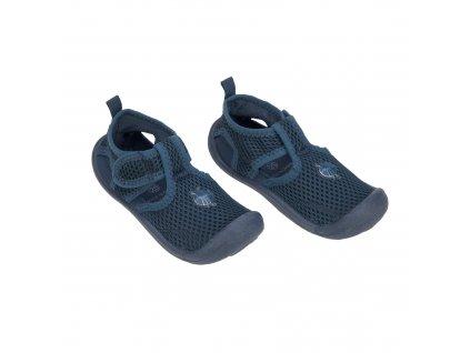 LÄSSIG Beach Sandals Blue