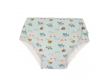 LÄSSIG swim diaper girls Caravan Mint