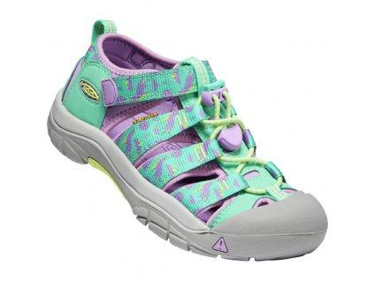 keen newport h2 sandalen jugend katydid african violet 1