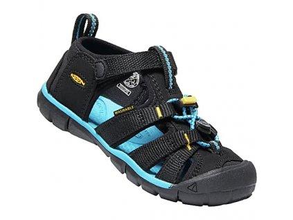 keen kids seacamp ii cnx 14a ken 1009997 black keen yellow 1