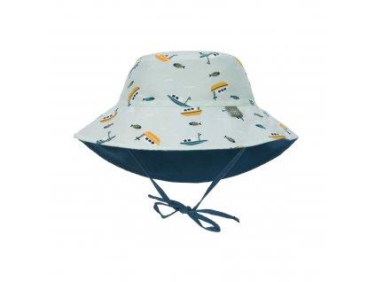 LÄSSIG Sun Protection Bucket Hat Boat mint