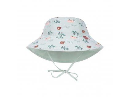 LÄSSIG Sun Protection Bucket Hat Caravan mint