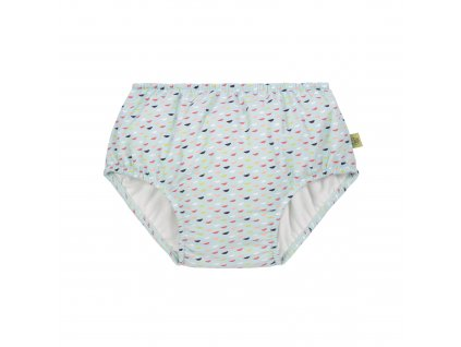 LÄSSIG swim diaper girls Fish scales
