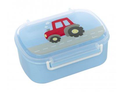 Svačinová krabička Sigikid traktor