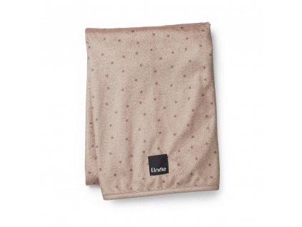 pearl velvet blanket northern star terracotta elodie details 30320139505NA 2