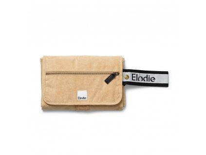 portable changing pad alcantara elodie details 50675121145NA 1
