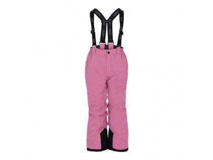 Dětské lyžařské  kalhoty LEGO® Wear Powai růžové