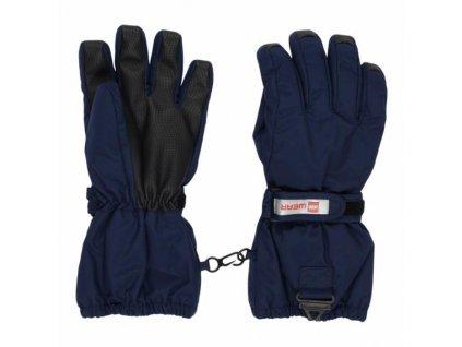 Dětské zimní rukavice LEGO® Wear Atlin tmavě modré