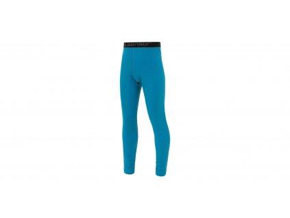 Sensor Merino DF juniorské funkční spodky modré