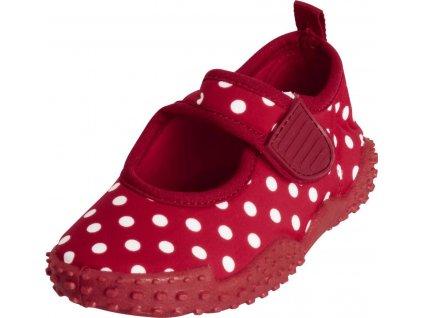 Kvalitní dětské lehké a prodyšné boty do vody Playshoes Puntík