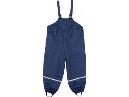 Kalhoty do deště s laclem Playshoes /modré/