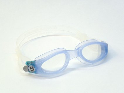 Dětské plavecké brýle Aqua Sphere KAIMAN aqua / čirý zorník