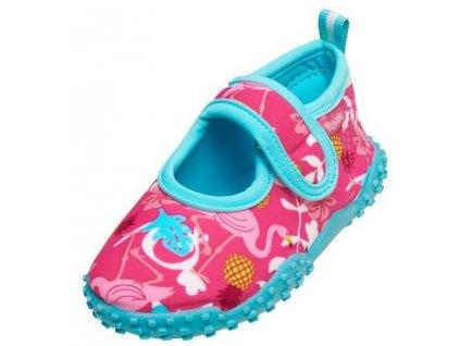 Boty do vody Playshoes plameňák