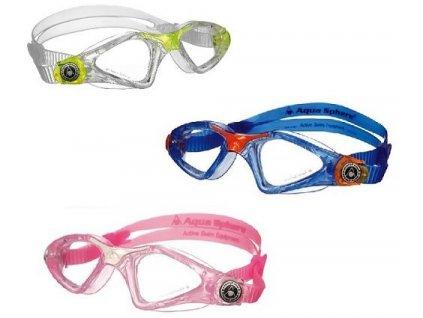 Plavecké brýle Aqua Sphere Kayenne Junior /čirý zorník/