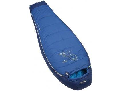 Kvalitní dětský hřejivý, přirozeně hypoalergenní a rychleschnoucí spacák Boll Stellar Regatta / Deepblue v tmavě modré barvě