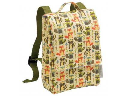 Sugarbooger backpack - What did the Fox Eat