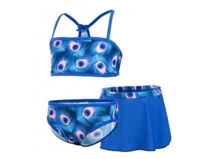 Dětské plavky Bikini Vanilla Color Kids UPF 40+