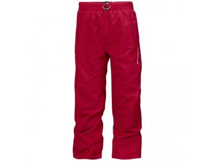 Didriksons dětské kalhoty Nobi červené