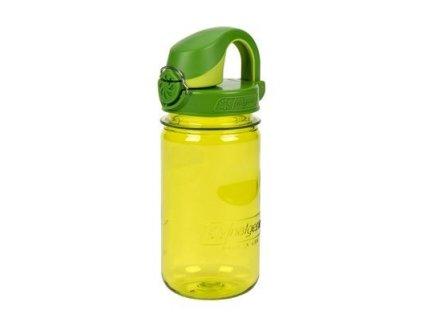 Nalgene dětská láhev OTF - zelená 350 ml