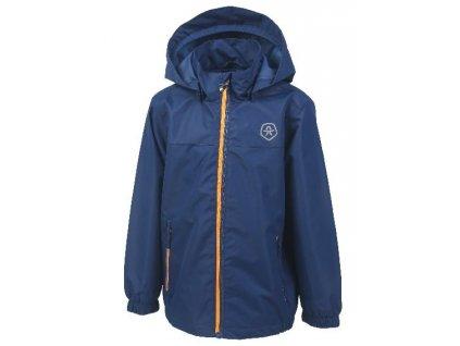 Dětská outdoorová bunda Color Kids Thinus - Estate blue