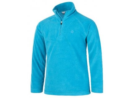 Color Kids Microfleece Sandberg ski pulli Turkish Tile