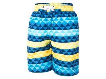 Chlapecké plavky Torben Color Kids - Estate blue