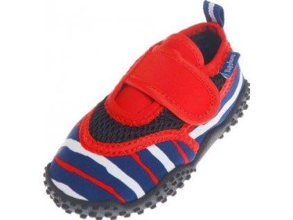Boty do vody Playshoes modro-bílý proužek