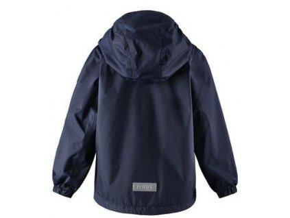 Dětská membránová bunda Reima Zigzag - Navy
