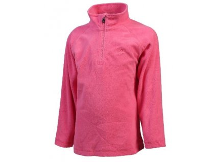 Color Kids Sandberg fleece pulli Camallia rose