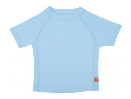 Lassig Rashguard short sleeve boys Light blue