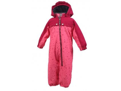 Color Kids Kelby coverall Rasberry
