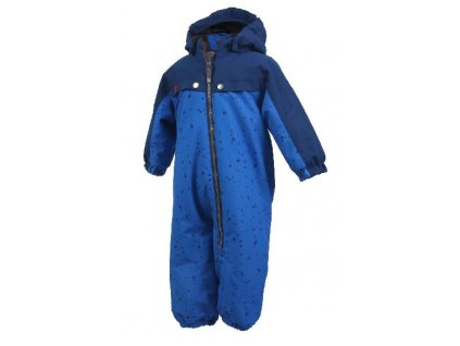 Color Kids Kelby coverall Estate blue