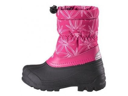 Dětské zimní boty Reima Nefar berry