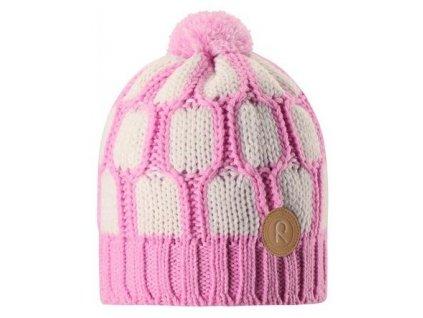 Dětská čepice Reima Lakka Candy pink