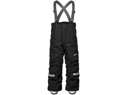 Kalhoty D1913 IDRE dětské černá