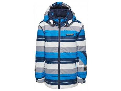 Chlapecká lyžařská bunda LEGO® Wear Jazz modrá