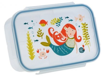 Sugarbooger Good Lunch box - Isla the Mermaid